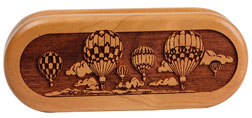 Hot Air Balloon Pocket Knife Gift Box