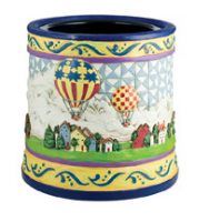 Jim Shore Heritage Balloons Candle Warmer