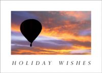 New Horizons Hot Air Balloon Christmas Card Pack
