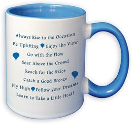 Good Advice Mug Back