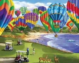 Hot Air Balloon Puzzle