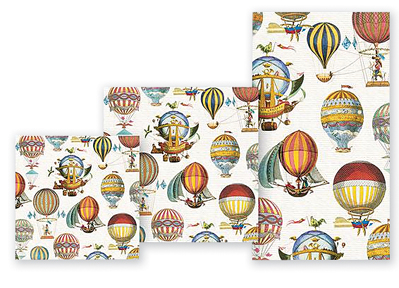 Hot Air Balloon Party Napkins