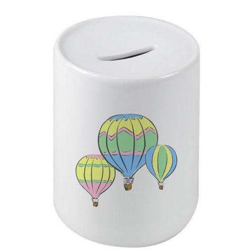 Hot Air Balloon Baby Bank