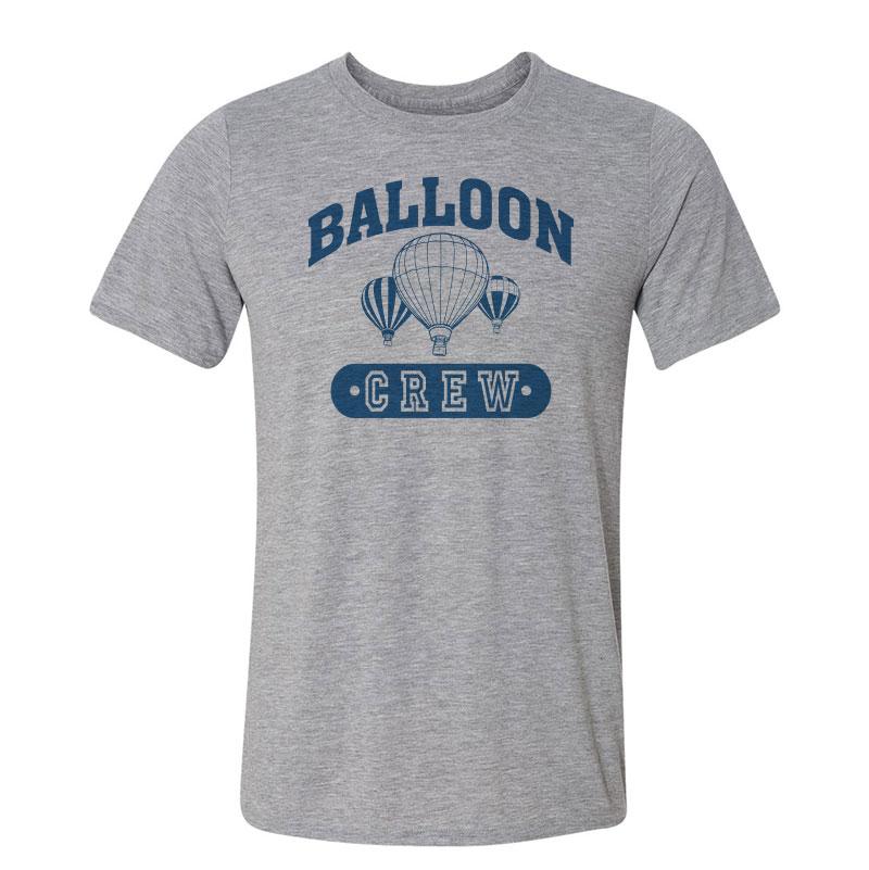 6c4b7729b8d86 Hot Air Balloon Crew Athletic Tee Shirt