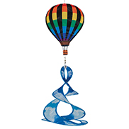 Hot Air Balloon Spinner