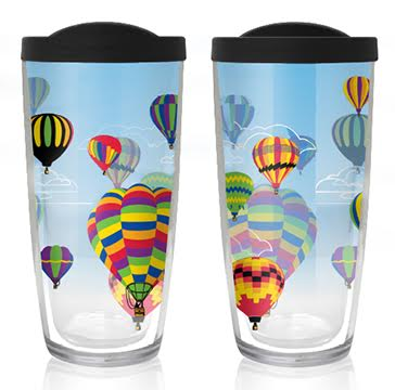 Hot Air Balloon Insulated Tumbler