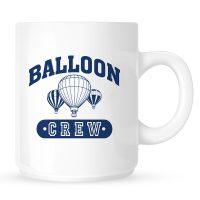 Hot Air Balloon Crew Coffee Mug
