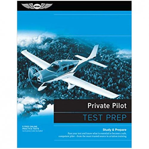 Private Pilot Test Prep Book